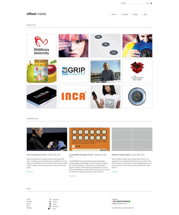Offset Media | Design