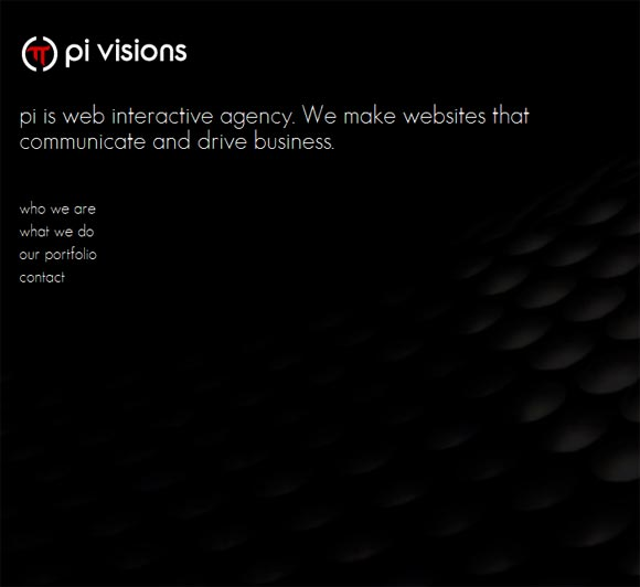 PiVisions | Interactive Agency