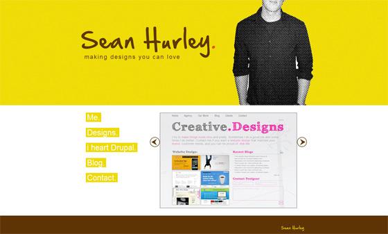 Sean Hurley | Web Designer